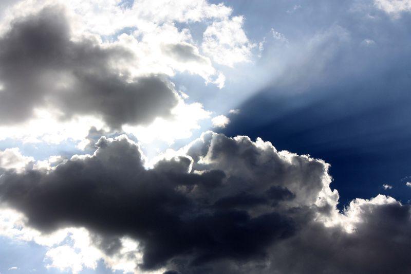 Clouds 1 7-25-2010