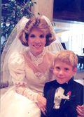 4-13 Me and PJ at Wedding